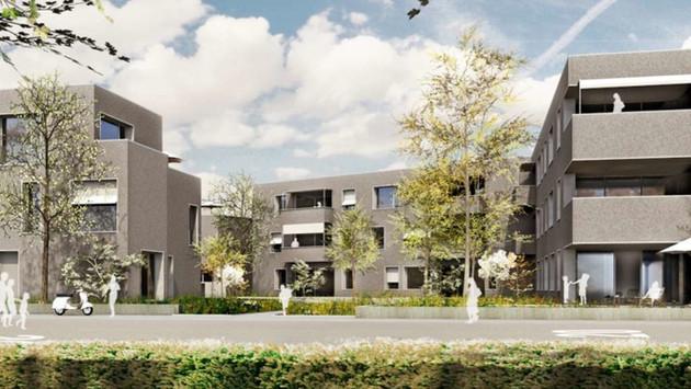 Wohnüberbauung Schorenstadt, Basel