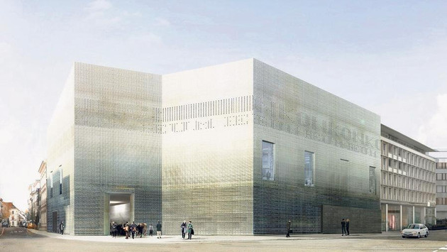 Erweiterungsbau Kunstmuseum, Basel