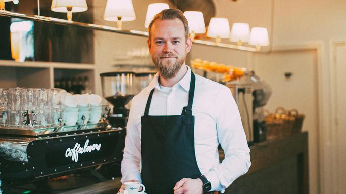 Tymon van Coffeelovers