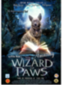 wizard of paws poster