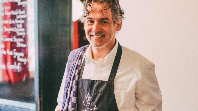 Stefan van Café Sjiek
