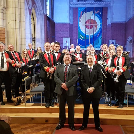Staines Bands Joint Concert 2019