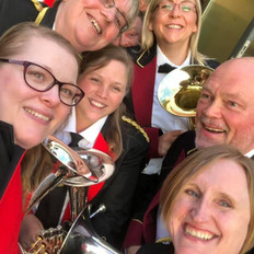 Staines Bands full horn sections 2019