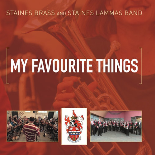 My Favourite Things CD