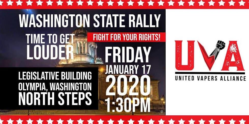 Washington State Rally