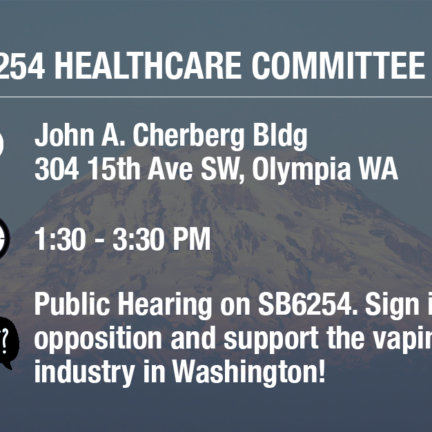 Senate Bill 6254 Healthcare Committee Meeting