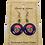 Thumbnail: Acrylic Alien Earrings