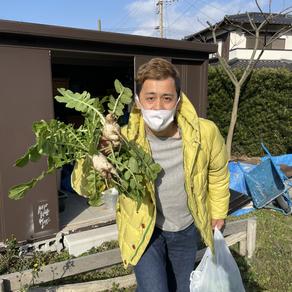 『週刊Ooch Vol.40』【コラム:冬野菜の収穫】 by ユーシ