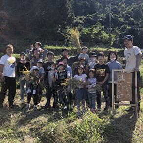 『週刊Ooch Vol.29』【コラム:こっから米収穫祭】 by ユーシ