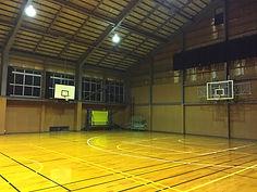 おおほり 私有体育館 バスケ バレー 卓球 バドミントン