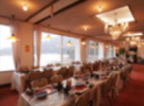 精進レークホテル レストラン.jpg