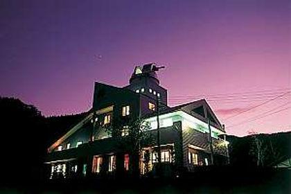 神鍋高原オーべルジュアルビレオ天文台