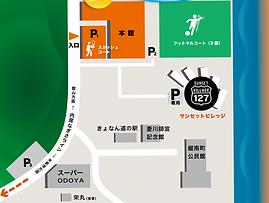 サンセットブリーズ保田MAP