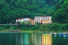 白糸の滝 合宿,精進湖