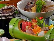 鴨川ヒルズリゾートホテル 料理.jpg