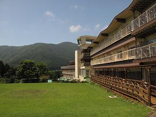 温泉合宿,箱根高原ホテル