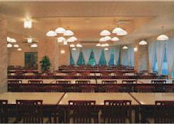 ホテルニューオーツカ 食堂