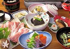 裏磐梯ライジングサンホテル 食事例.jpg