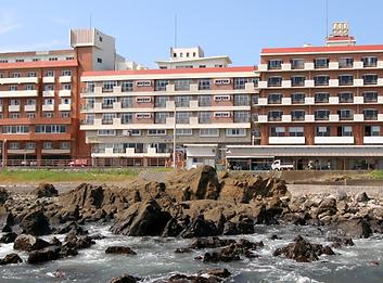 ホテル南海荘 外観