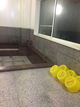おおほりお風呂