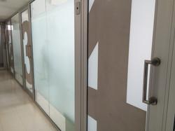 Puertas de consultorio