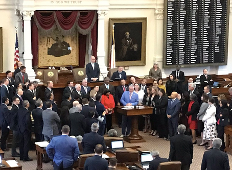 Midpoint of the 86th Texas Legislative Session: A Snapshot of the Energy Industry