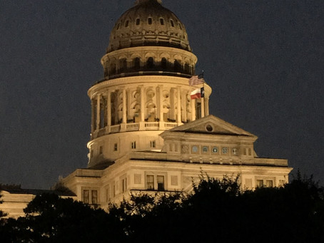 The Battle for the Texas Legislature