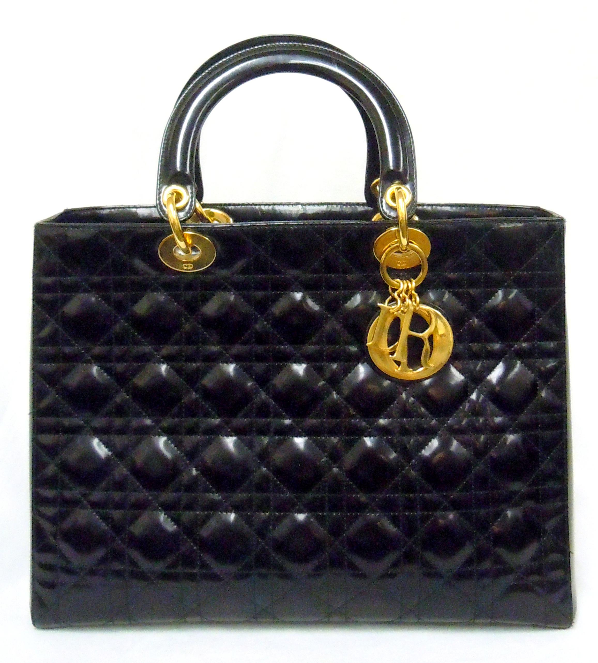 Christian Dior- Lady Dior Tote