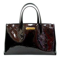 Louis Vuitton- Wine Vernis Tote