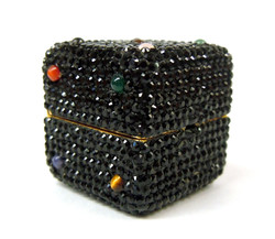 Judith Leiber- Dice Pill Box