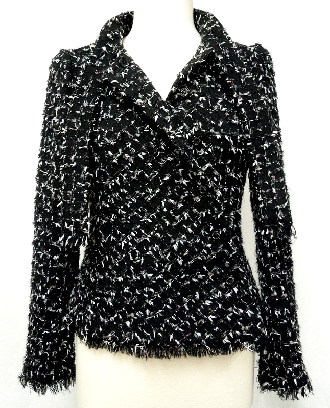 Chanel Tweed Classic Jacket