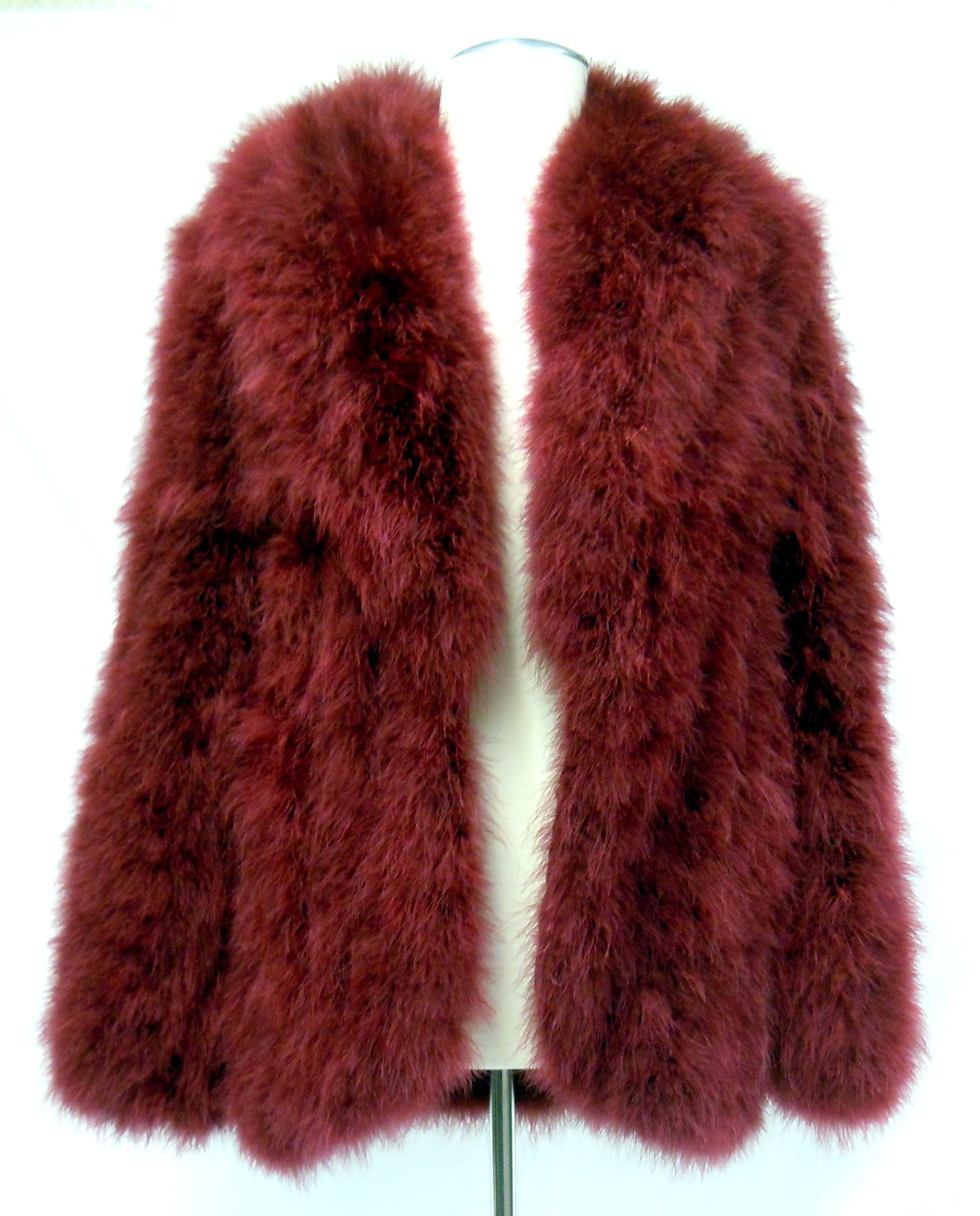 Haute Hippie- Fur Coat