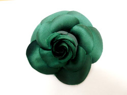 Chanel- Camellia Rose Pin