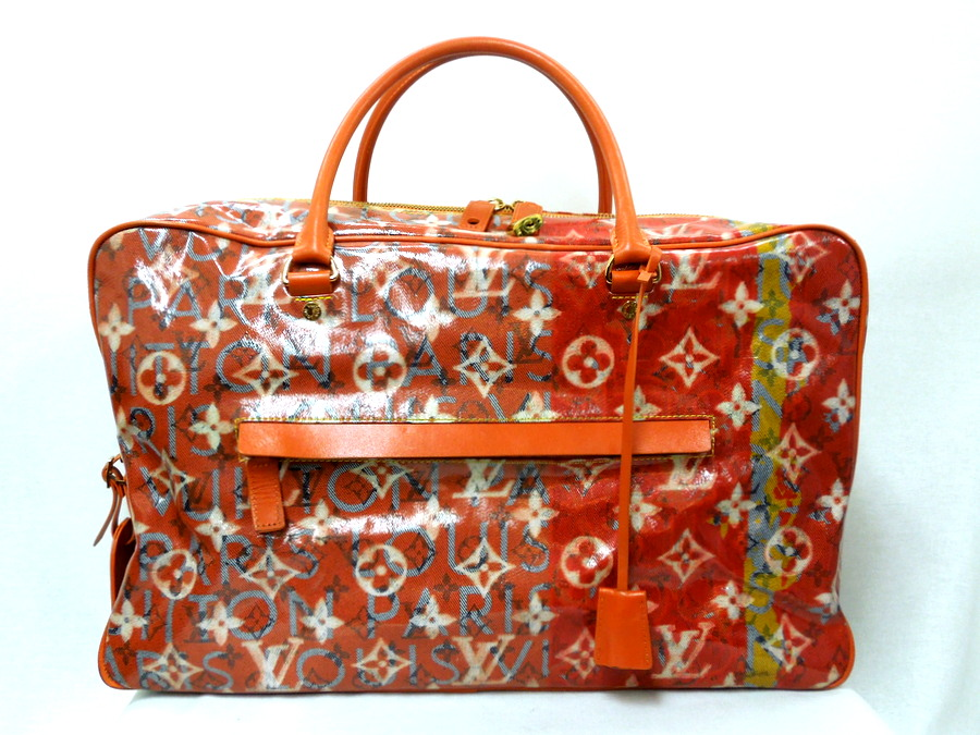 Louis Vuitton Defile Weekender