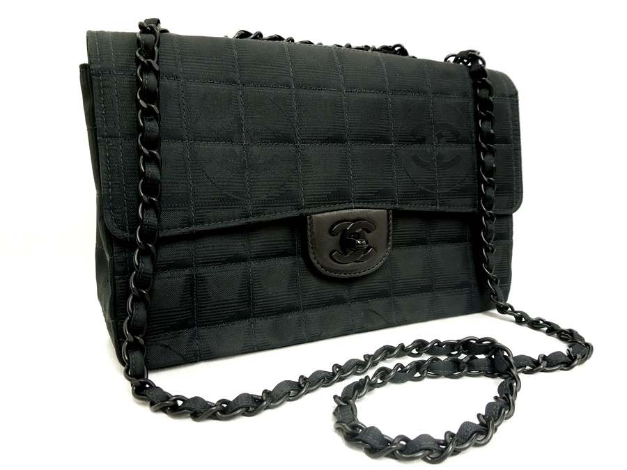 Chanel Puff Quilted Flap Bag