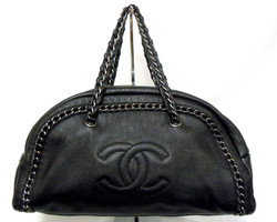 Chanel- Ligne Chain Bowler
