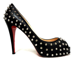 Christian Louboutin- Stud Pumps