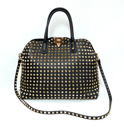 Valentino- Rock Stud Dome Bag