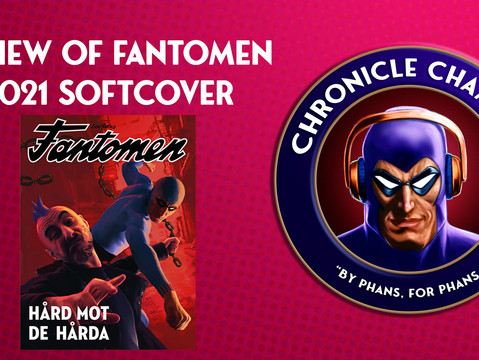Review of Fantomen Softcover 2021
