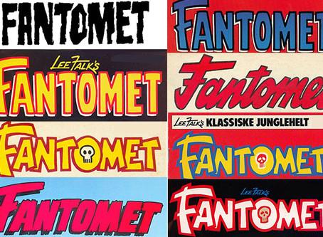 History of Denmark's Fantomet Mastheads