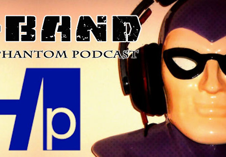 X-Band: The Phantom Podcast #99 - Interview with Hermes Press