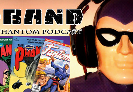 X-Band: The Phantom Podcast #97B - Interview with Ulf Granberg Conclusion