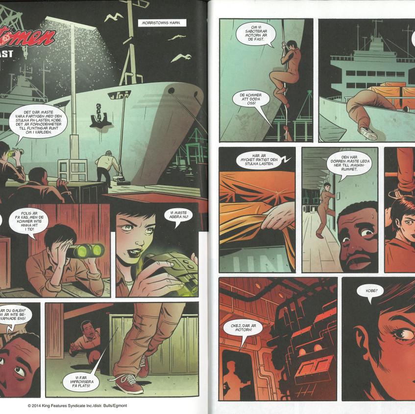 stolen cargo page 1