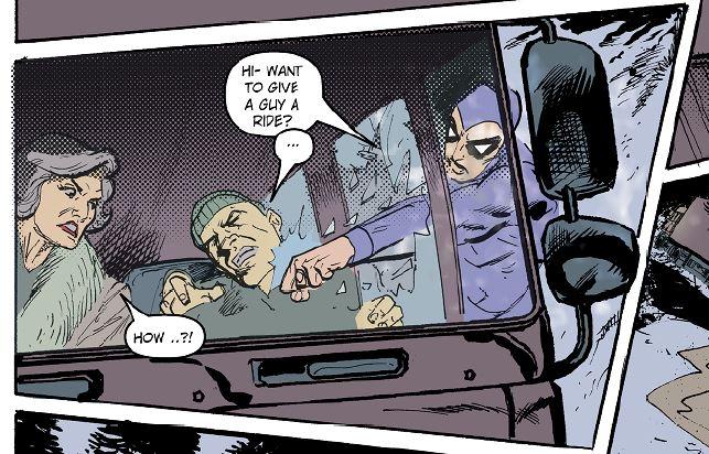 Phantom Strikes A Chord': Lightning Strike Comics #2