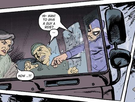 'Phantom Strikes A Chord': Lightning Strike Comics #2