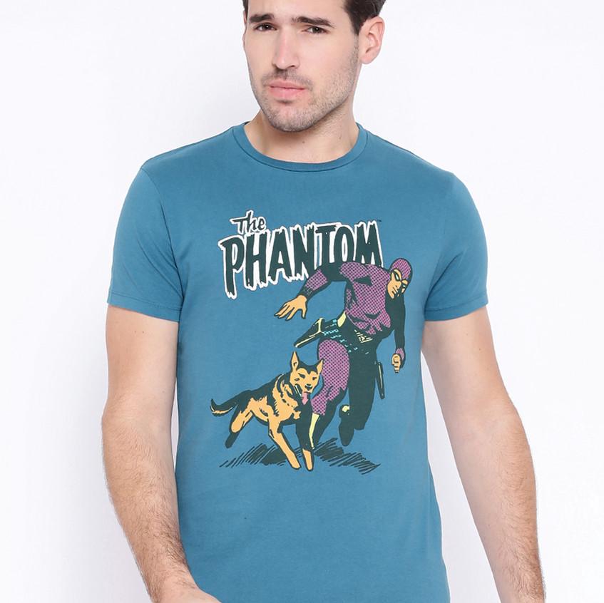 Phantom & Devil T Shirt