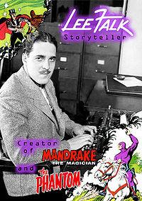 Lee Falk: Storyteller