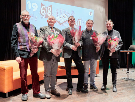 50th Anniversary of the Swedish Comics Association