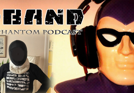 X-Band: The Phantom Podcast #108 - An Interview with Ohm Roy