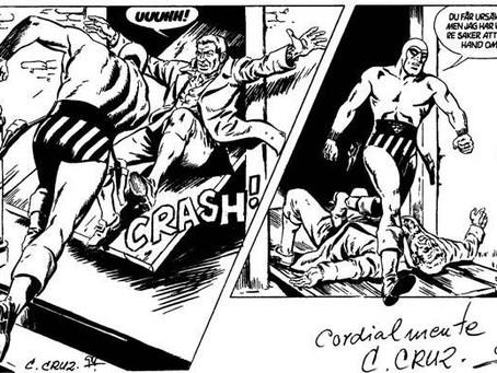 Carlos Cruz & The Phantom